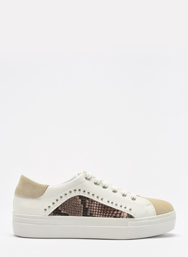 D by Divarese Sneakers Beyaz